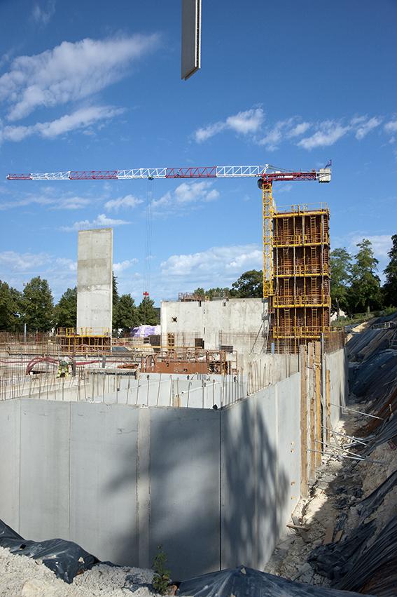 Fondations - murs