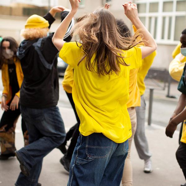 la yellow party